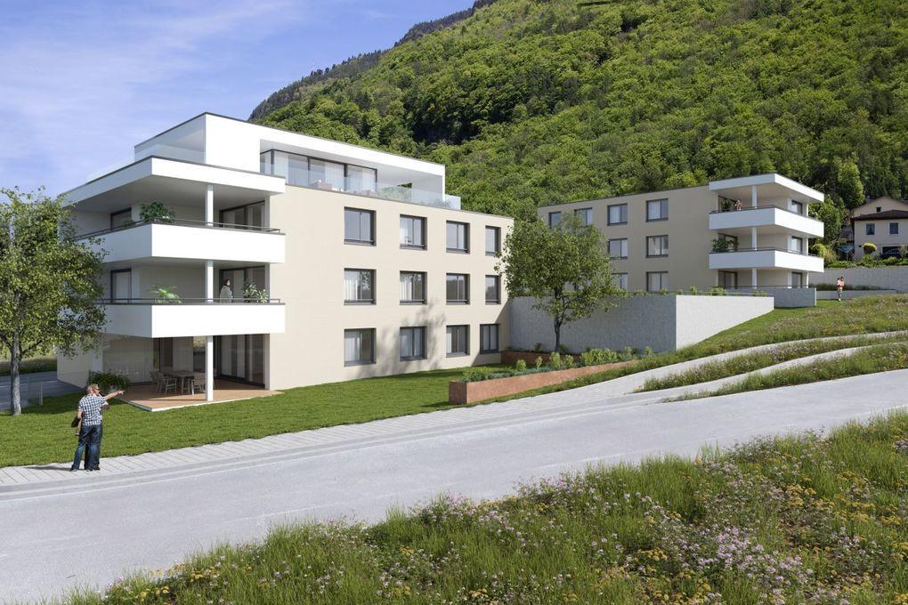 Überbauung Eichholzbach