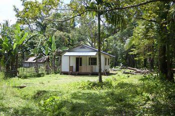 Häuser für Tsumaniopfer