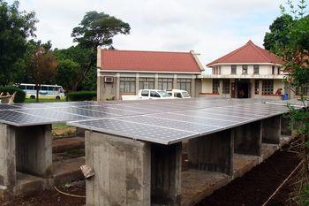 PV-Anlage, Tansania
